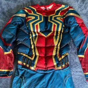 Iron Spider-Man Costume